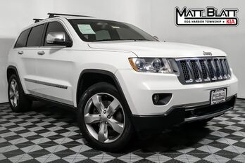2012 Jeep Grand Cherokee Overland Egg Harbor Township NJ