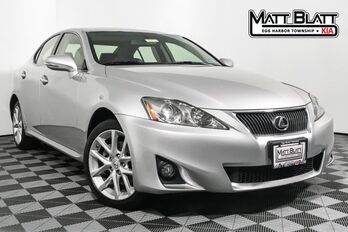 2011 Lexus IS 250  Egg Harbor Township NJ