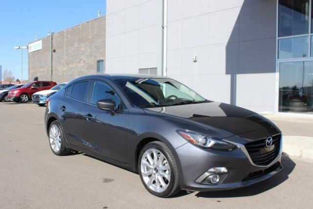 2014 Mazda 3 GT SKYACTIV  Certified, Loaded GT and Low Mileage - extra ZOOM ZOOM! Lethbridge AB