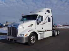 2005 Peterbilt 387 75 Inch Raised Roof Eau Claire MN