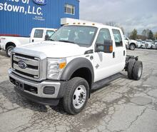 2015 Ford F550  Eau Claire MN