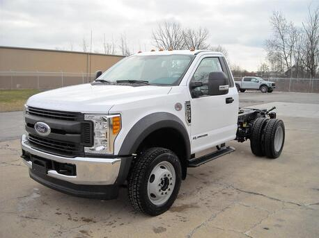 2017 Ford F550  Eau Claire MN