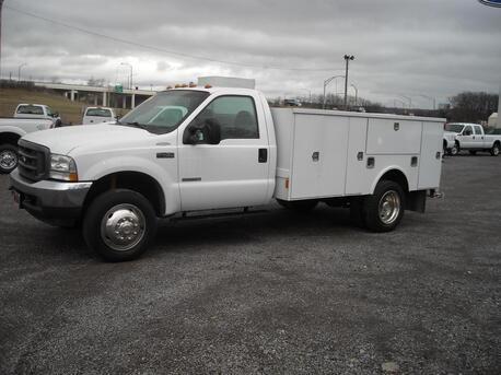 2004 Ford F450  Eau Claire MN