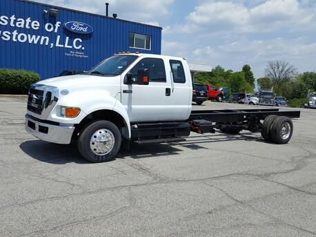 2015 Ford F650  Eau Claire MN
