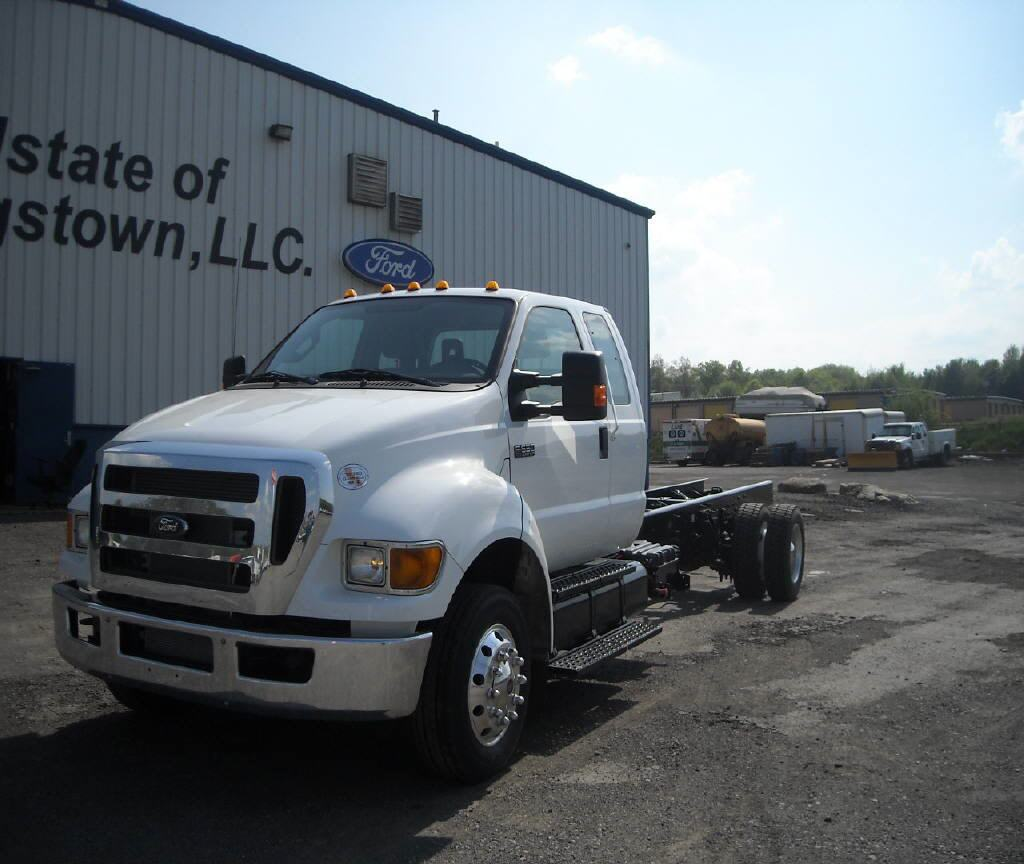 2015 Ford F650 Youngstown OH 15284168