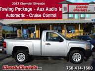 2013 Chevrolet Silverado 1500 W/T Regular Cab Oceanside CA