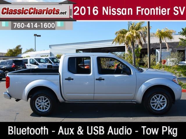 Used 2016 Nissan Frontier SV for Sale in Vista