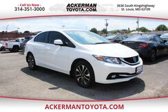 2013 Honda Civic Sedan EX-L St. Louis MO