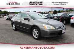 2007 Honda Accord Sedan EX-L St. Louis MO