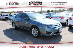 2011 Ford Fusion SEL St. Louis MO