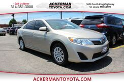 2014 Toyota Camry L St. Louis MO