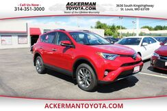 2017 Toyota RAV4 Limited St. Louis MO