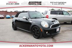 2010 MINI Cooper Convertible S St. Louis MO