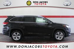 Toyota Highlander Hybrid Limited Milwaukee WI