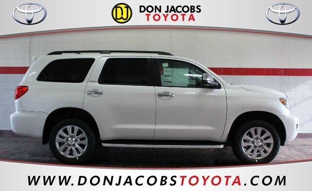2017 Toyota Sequoia Platinum Milwaukee WI