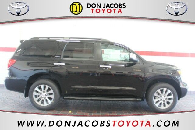 2017 Toyota Sequoia Limited Milwaukee WI