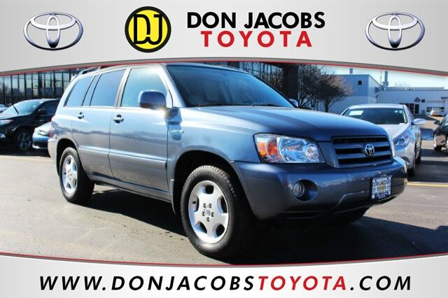2004 Toyota Highlander Limited Milwaukee WI