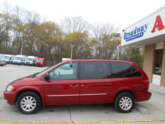 2003 Chrysler Town & Country LXi Green Bay WI