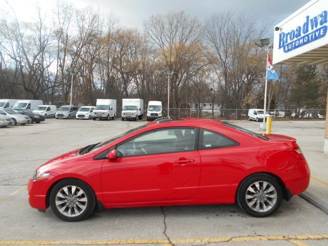 2009 Honda Civic Cpe EX Green Bay WI