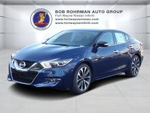 2017 Nissan Maxima SR With Navigation Fort Wayne IN