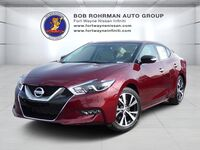 Nissan Maxima SV With Navigation 2017