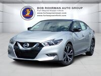 Nissan Maxima SL With Navigation 2017