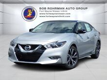 2017 Nissan Maxima SL With Navigation Fort Wayne IN