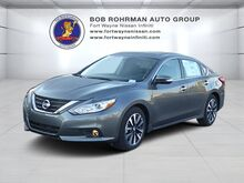 2017 Nissan Altima 2.5 SV Moonroof Package Fort Wayne IN