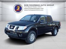 2017 Nissan Frontier SV Value Truck Package 4WD Fort Wayne IN