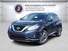 2017 Nissan Murano SL With Navigation AWD Fort Wayne IN
