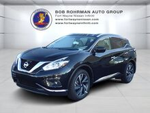 2017 Nissan Murano Platinum Technology Package AWD Fort Wayne IN
