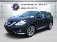 2016 Nissan Murano SL Technology Package AWD Fort Wayne IN
