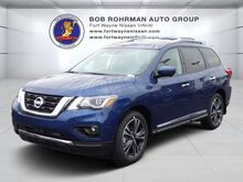 2017 Nissan Pathfinder Platinum 4WD Fort Wayne IN