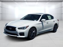 2016 Infiniti Q50 AWD Sport w/ Driver's Assistance and Premium Plus Packages