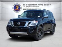2017 Nissan Armada Platinum Fort Wayne IN