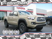 Toyota Tacoma 4X4 TRD Off Road w/ Navigation 2017