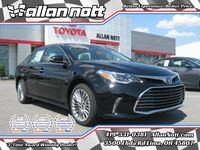Toyota Avalon Limited w/ Navigation 2018