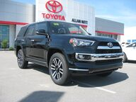 2017 Toyota 4Runner 4X4 Limited w/ Navigation Lima OH