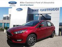 Ford Focus SEL 2017