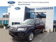 2017 Ford Explorer Base Alexandria KY