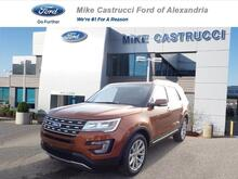 2017 Ford Explorer Limited Alexandria KY