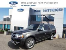 2017 Ford Expedition EL Platinum Alexandria KY