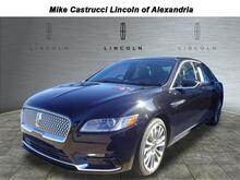 2017 Lincoln Continental Reserve Alexandria KY