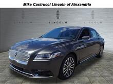 2017 Lincoln Continental Select Alexandria KY