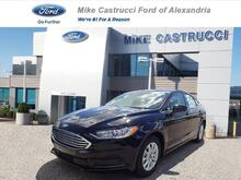 2017 Ford Fusion S Alexandria KY