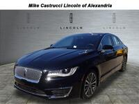 Lincoln MKZ Select 2017