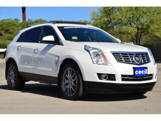 Cadillac SRX Performance Collection 2016
