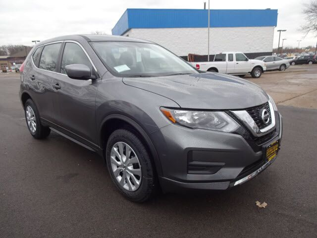 2017 Nissan Rogue S Dayton OH 16930015