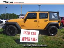 2012 Jeep Wrangler Unlimited Sport Morristown TN