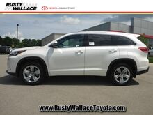 2017 Toyota Highlander Limited Morristown TN